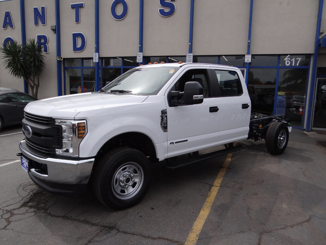 2018 F-350 Crew Cab 4x4, Cab Chassis #JEB84829 - photo 8
