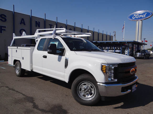 2018 F-250 Super Cab 4x2,  Scelzi Service Body #JEB84830 - photo 3
