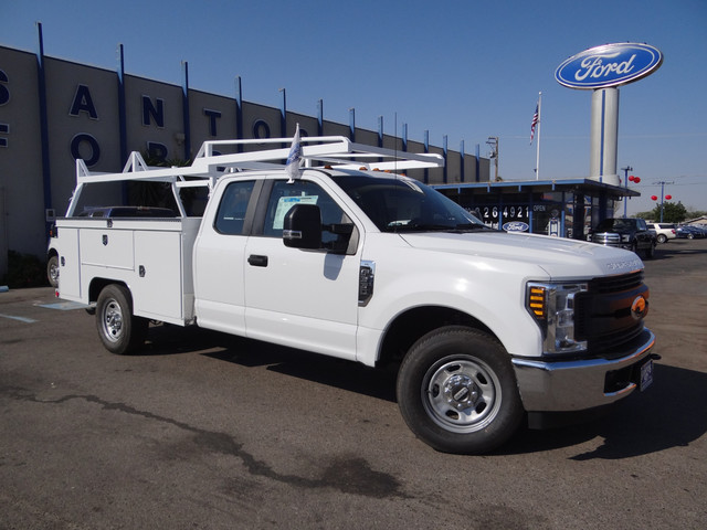 2018 F-250 Super Cab 4x2,  Scelzi Service Body #JEB84830 - photo 5