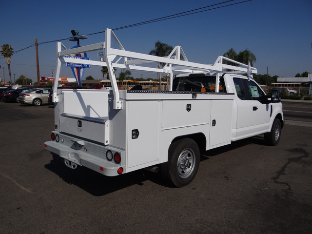 2018 F-250 Super Cab 4x2,  Scelzi Service Body #JEB84830 - photo 4