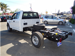 2018 F-250 Super Cab, Cab Chassis #JEB84830 - photo 1