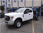 2018 F-350 Super Cab 4x4,  Cab Chassis #JEB84832 - photo 1