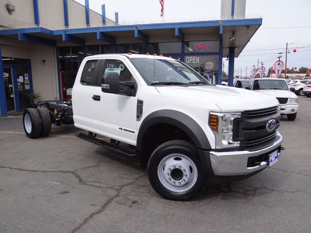 2018 F-450 Super Cab DRW, Cab Chassis #JEB84833 - photo 1