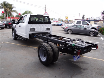 2018 F-450 Super Cab DRW, Cab Chassis #JEB84833 - photo 8