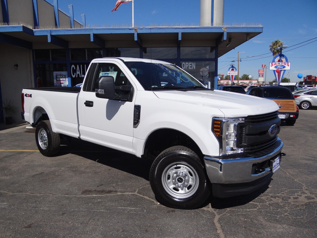 2018 F-250 Regular Cab 4x4,  Pickup #JED01580 - photo 8