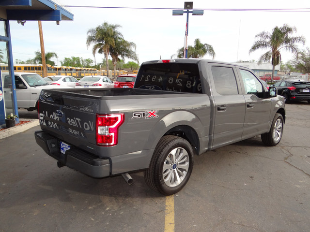 2018 F-150 SuperCrew Cab, Pickup #JFB86499 - photo 2