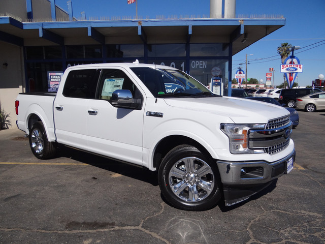 2018 F-150 SuperCrew Cab 4x2,  Pickup #JFD29001 - photo 3