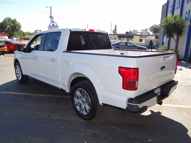 2018 F-150 SuperCrew Cab 4x2,  Pickup #JFD29001 - photo 7