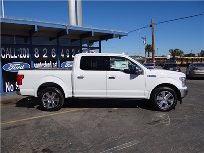 2018 F-150 SuperCrew Cab 4x2,  Pickup #JFD29001 - photo 6
