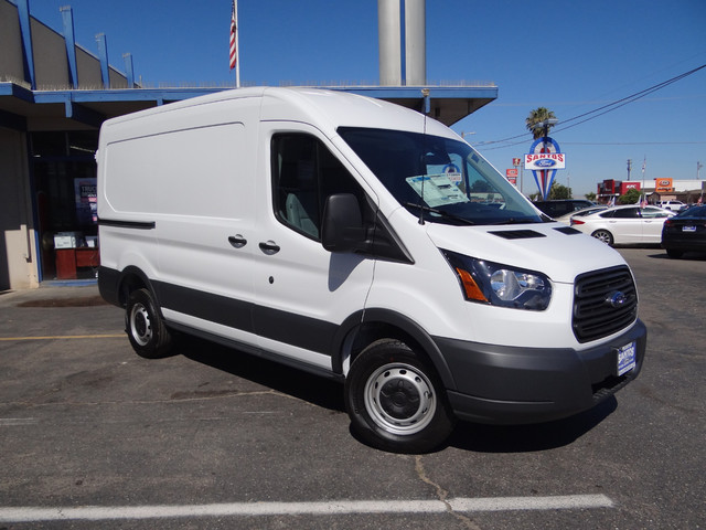 2018 Transit 250 Med Roof 4x2,  Empty Cargo Van #JKB01949 - photo 4
