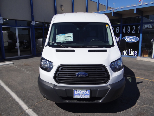 2018 Transit 250 Med Roof 4x2,  Empty Cargo Van #JKB01949 - photo 6
