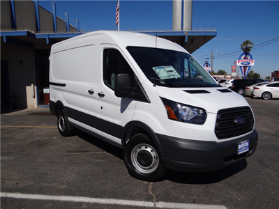 2018 Transit 250 Med Roof 4x2,  Empty Cargo Van #JKB01949 - photo 3