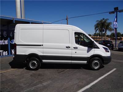 2018 Transit 250 Med Roof 4x2,  Empty Cargo Van #JKB01949 - photo 5