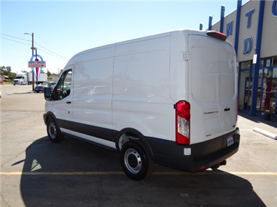 2018 Transit 250 Med Roof 4x2,  Empty Cargo Van #JKB01949 - photo 7