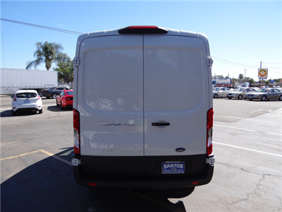 2018 Transit 250 Med Roof 4x2,  Empty Cargo Van #JKB01949 - photo 9