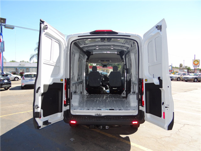 2018 Transit 250 Med Roof 4x2,  Empty Cargo Van #JKB01949 - photo 2
