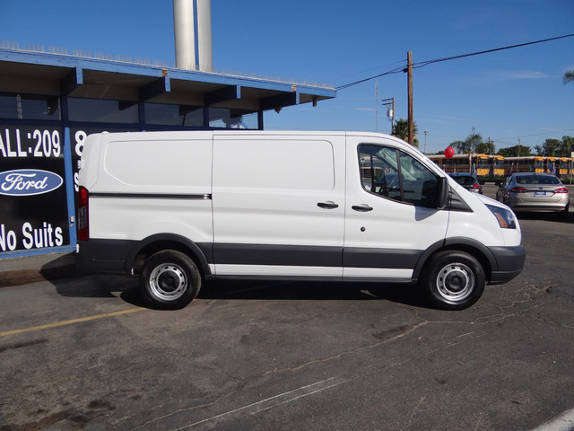 2018 Transit 150 Low Roof 4x2,  Empty Cargo Van #JKB10758 - photo 3