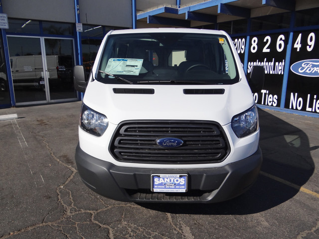2018 Transit 150 Low Roof 4x2,  Empty Cargo Van #JKB10758 - photo 6