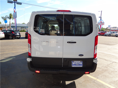 2018 Transit 150 Low Roof 4x2,  Empty Cargo Van #JKB10758 - photo 9