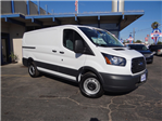 2018 Transit 150 Low Roof 4x2,  Empty Cargo Van #JKB10758 - photo 4