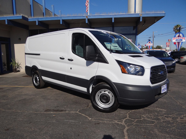 2018 Transit 250 Med Roof 4x2,  Empty Cargo Van #JKB14900 - photo 4