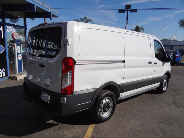 2018 Transit 250 Med Roof 4x2,  Empty Cargo Van #JKB14900 - photo 8