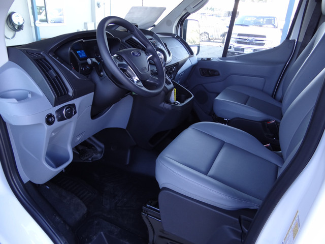 2018 Transit 250 Med Roof 4x2,  Empty Cargo Van #JKB14900 - photo 17