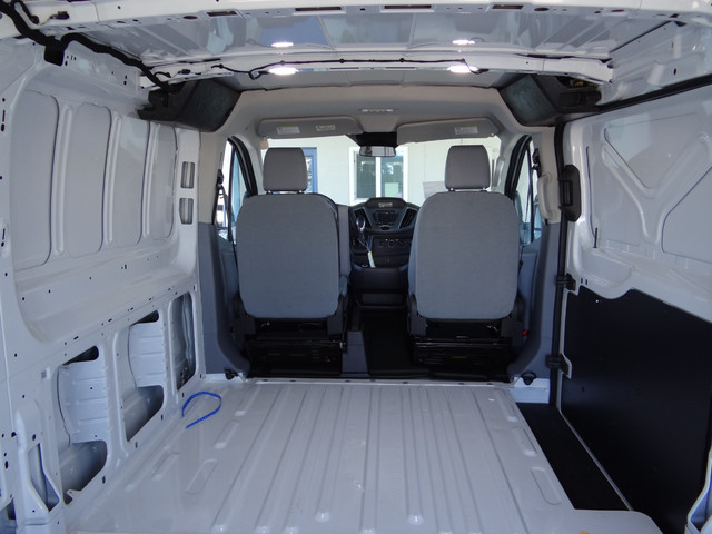 2018 Transit 250 Med Roof 4x2,  Empty Cargo Van #JKB14900 - photo 25