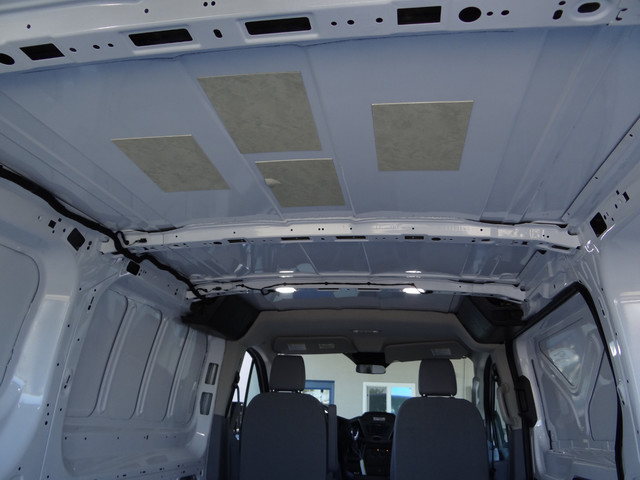 2018 Transit 250 Med Roof 4x2,  Empty Cargo Van #JKB14900 - photo 26
