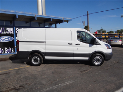 2018 Transit 250 Med Roof 4x2,  Empty Cargo Van #JKB14900 - photo 5