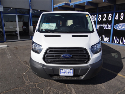 2018 Transit 250 Med Roof 4x2,  Empty Cargo Van #JKB14900 - photo 6
