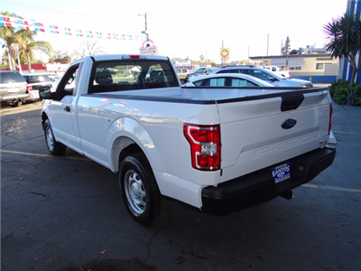 2018 F-150 Regular Cab, Pickup #JKC26293 - photo 2