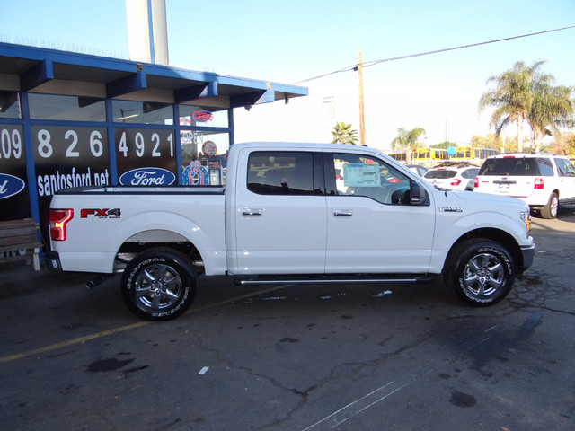 2018 F-150 SuperCrew Cab 4x4, Pickup #JKC85071 - photo 5