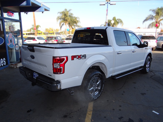 2018 F-150 SuperCrew Cab 4x4, Pickup #JKC85071 - photo 7