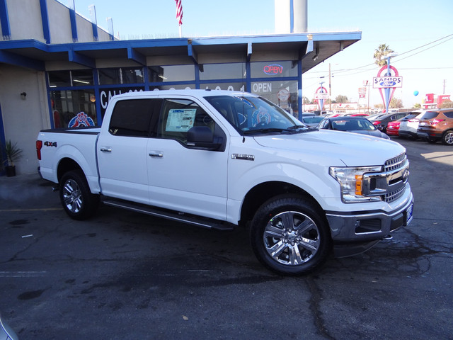 2018 F-150 SuperCrew Cab 4x4,  Pickup #JKC96650 - photo 4