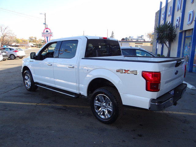 2018 F-150 SuperCrew Cab 4x4,  Pickup #JKC96650 - photo 2