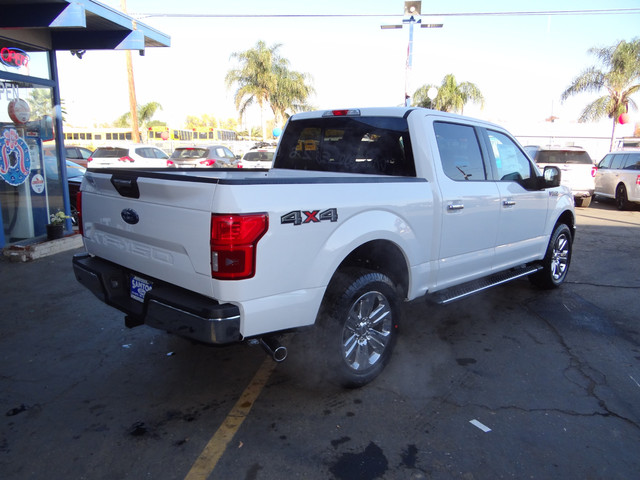 2018 F-150 SuperCrew Cab 4x4,  Pickup #JKC96650 - photo 7