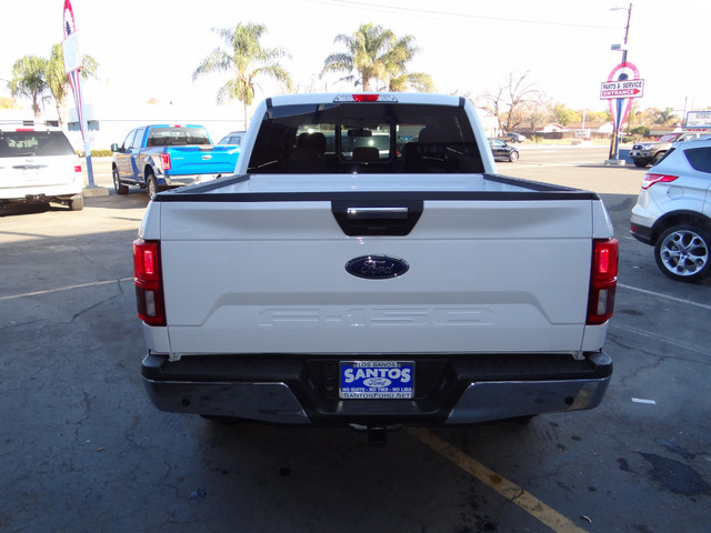 2018 F-150 SuperCrew Cab 4x4, Pickup #JKC96650 - photo 8
