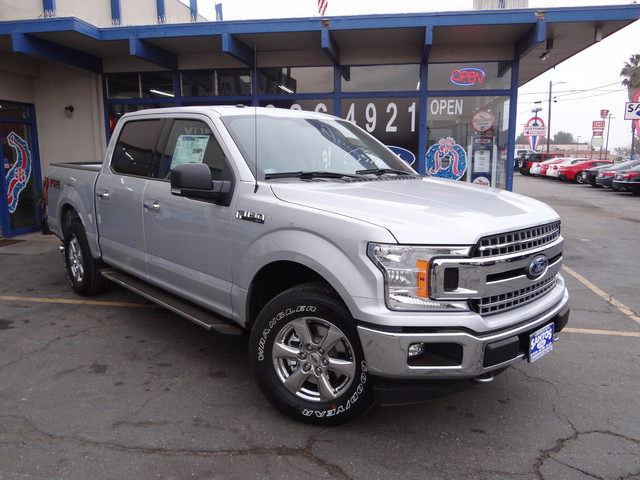 2018 F-150 SuperCrew Cab 4x4, Pickup #JKD10126 - photo 3