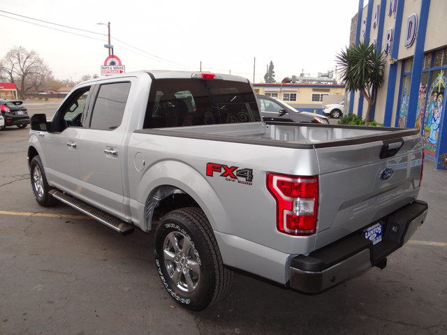 2018 F-150 SuperCrew Cab 4x4, Pickup #JKD10126 - photo 2