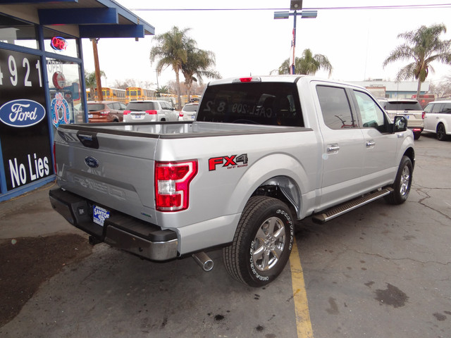2018 F-150 SuperCrew Cab 4x4, Pickup #JKD10126 - photo 7