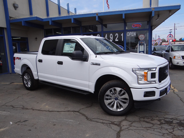 2018 F-150 Crew Cab 4x4, Pickup #JKD35514 - photo 3