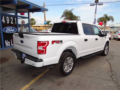 2018 F-150 Crew Cab 4x4, Pickup #JKD35514 - photo 2