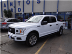 2018 F-150 Crew Cab 4x4, Pickup #JKD35514 - photo 7