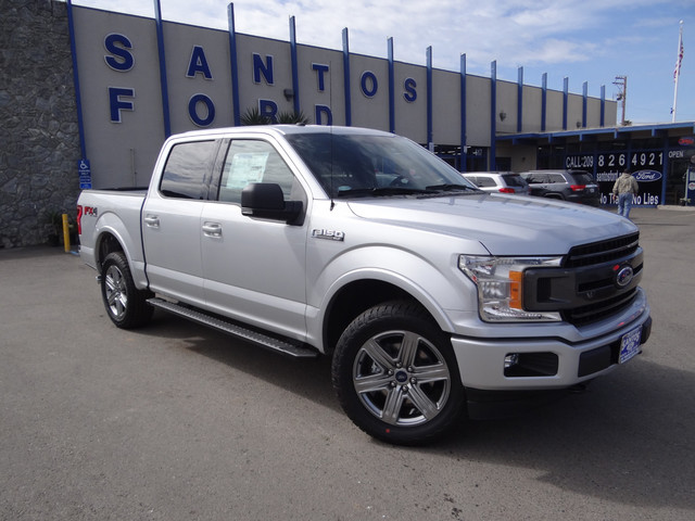 2018 F-150 Crew Cab 4x4, Pickup #JKD45810 - photo 1