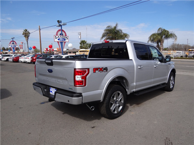 2018 F-150 Crew Cab 4x4, Pickup #JKD45810 - photo 2