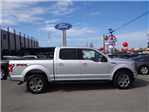 2018 F-150 Crew Cab 4x4, Pickup #JKD45810 - photo 4