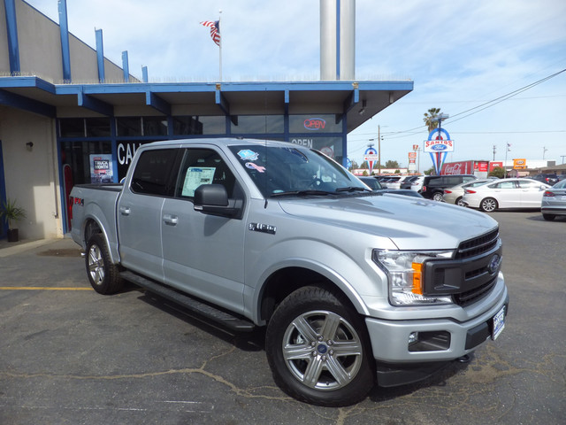 2018 F-150 SuperCrew Cab 4x4,  Pickup #JKD70395 - photo 3