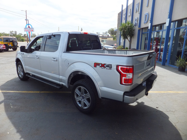 2018 F-150 SuperCrew Cab 4x4,  Pickup #JKD70395 - photo 7