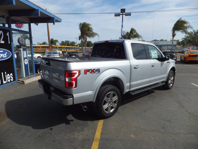 2018 F-150 SuperCrew Cab 4x4,  Pickup #JKD70395 - photo 2